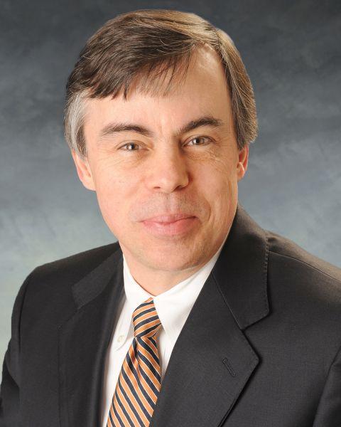 Headshot of Robert Schermerhorn