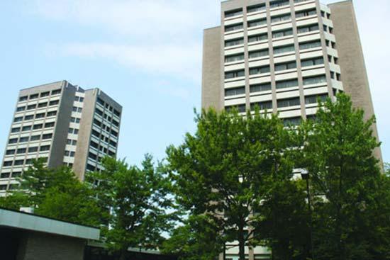 Embury Apartment towers