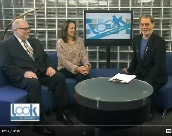 Brian Nealon, CEO of The Wesley Community, on Look TV.