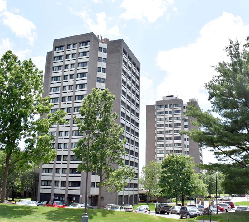 Embury Apartments at The Wesley Community Saratoga Springs, NY.