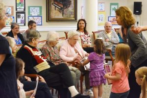 YMCA and Wesley Intergenerational Learning Program