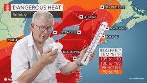 Extreme heat and senior safety