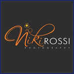 Niki Rossi Photography logo for Gala Sponsorship.