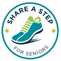 share a step logo