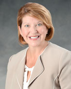 Photograph of Wesley Administrator, Shelly Amato