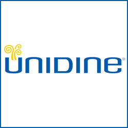 Unidine logo for sponsorship of Saratoga 9 & Wine.