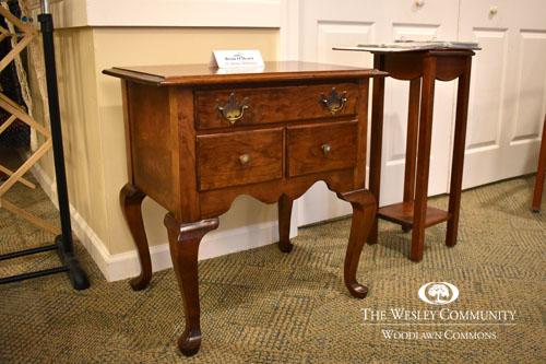 antique wooden tables