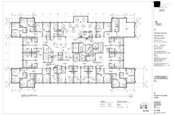 floor plan for the Springs