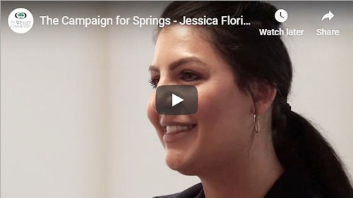 Jessica Florio-The Campaign for Springs