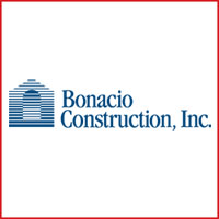 the Bonacio Construction Inc logo