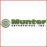 The Munter Enterprises, Inc. logo.