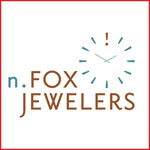 N. Fox Jewelers logo.