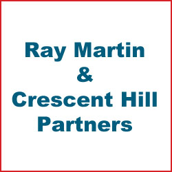 Ray Martin and Crescent Hill Partners logo