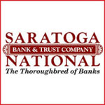 THe Saratoga National Bank logo.