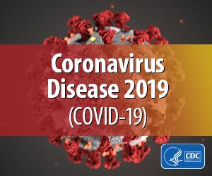 Coronavirus disease graphic