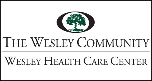 Logo for THe Wesley Health Care Center