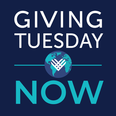 The Giving Tuesday Now logo