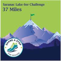 Saranac Lake 6er Challenge - 37 miles