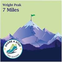 Wright Peak Challenge - 7 miles