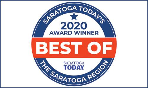 Saratoga Today Best of Saratoga logo