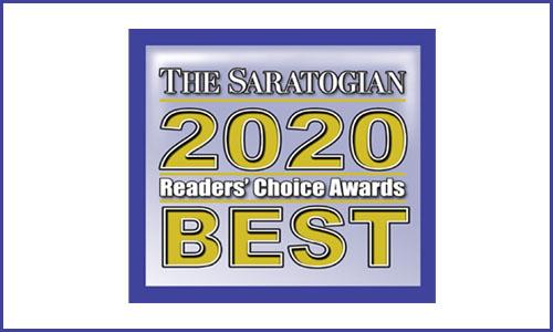Saratogian Readers' Choice Award logo