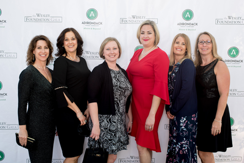 group of women at events