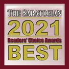 saratogian best of 2021 logo