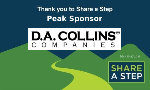 Peak Sponsor D.A. Collins