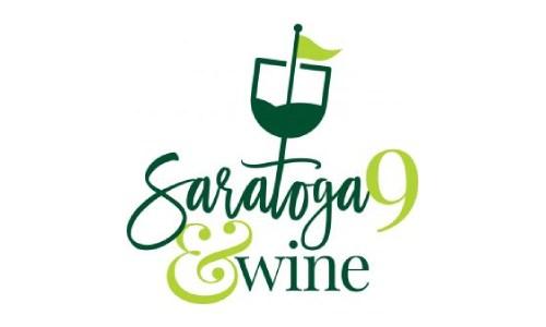 Saratoga 9 & Wine logo