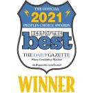 2021 Gazette Best Of logo