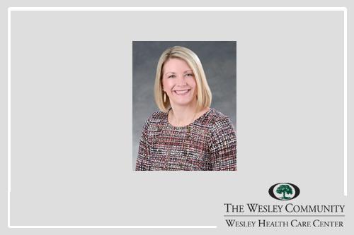 Jenna Lord Director of Nursing
